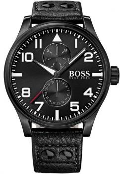 Hugo Boss 1513083 Aeroliner Multifunktion 50mm 5ATM