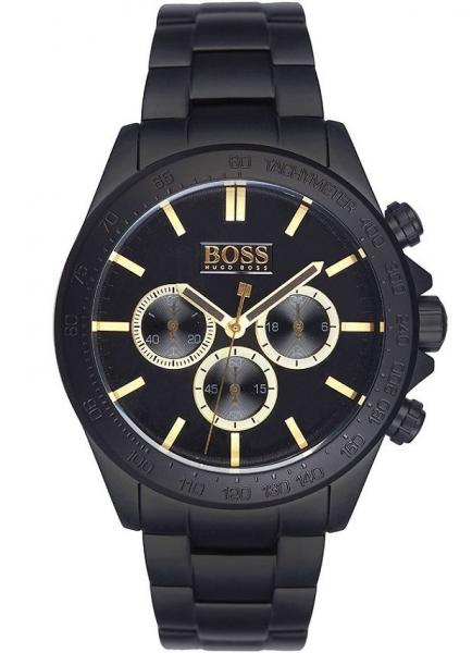 Hugo Boss Gents Chrono 1513278 Herrenchronograph